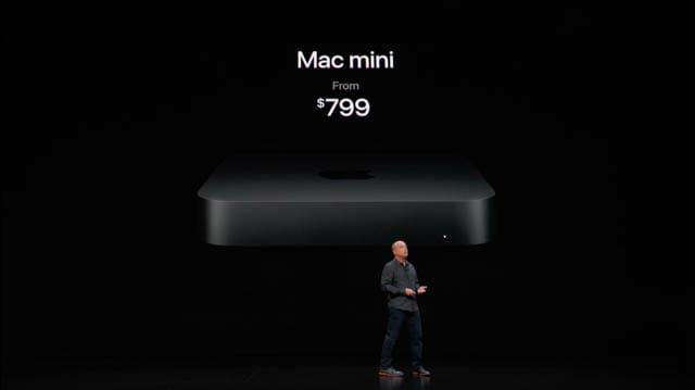 AppleSpecialEvent201810 Macmini 価格