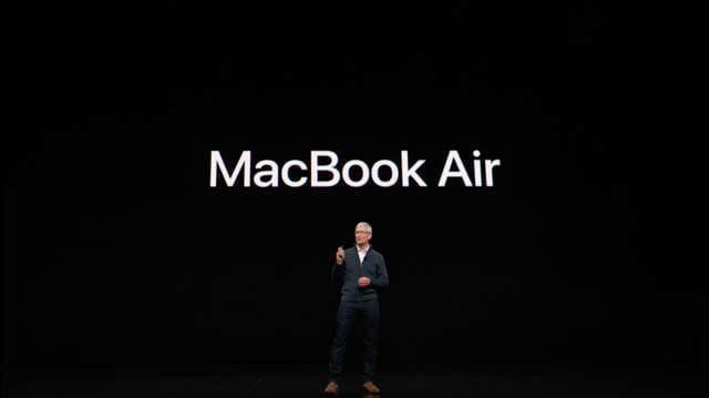 AppleSpecialEvent201810 MacBookAir