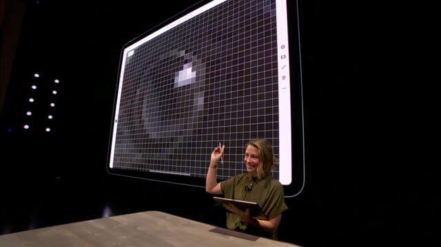AppleSpecialEvent201810 iPadPro Adobe