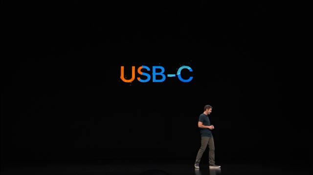 AppleSpecialEvent201810 iPadPro USB C