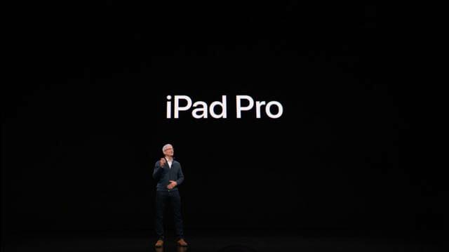 AppleSpecialEvent201810 iPadPro