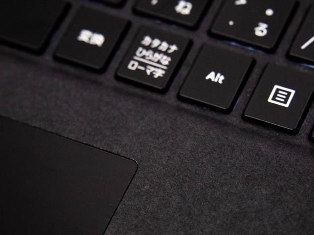 SurfaceLaptop2 パームレスト