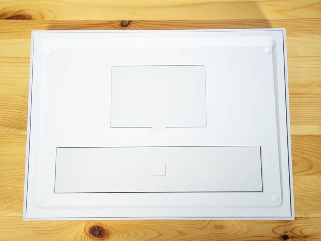 SurfaceLaptop2 開封2