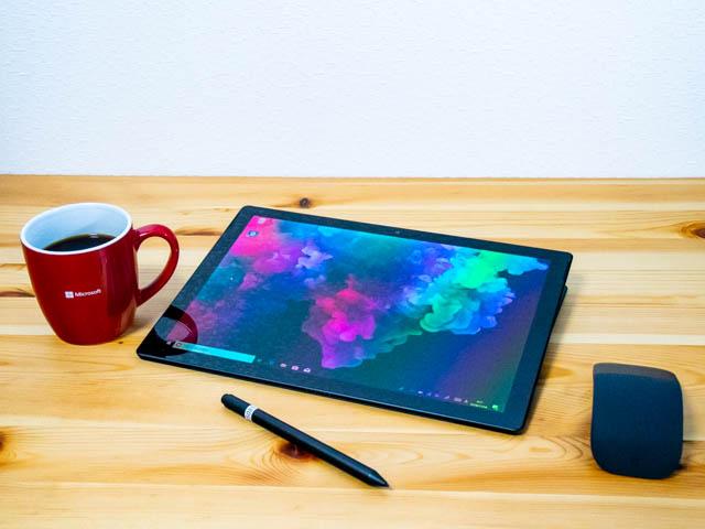SurfacePro6 スタジオモード