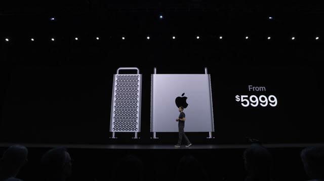 WWDC19 MacPro-価格