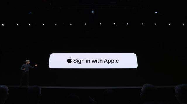 WWDC19 iOS-SNS-Login-Apple