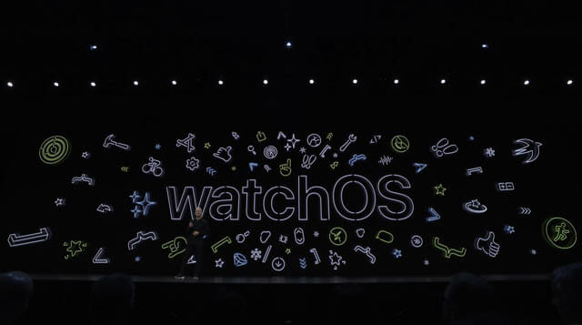 WWDC19 watchOS