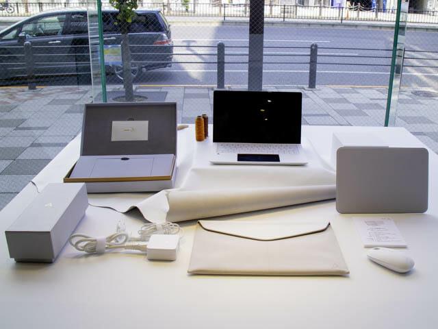 ASUS-ZenBook-Edition30 付属品全体