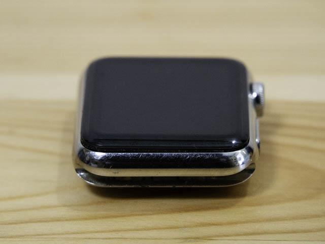 AppleWatch初代4年使用感 下側面