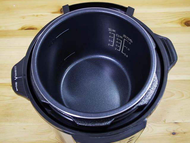 ショップジャパン-クッキングプロ_内釜