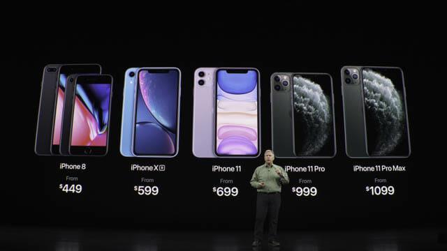 AppleEvent201909 iPhone11価格