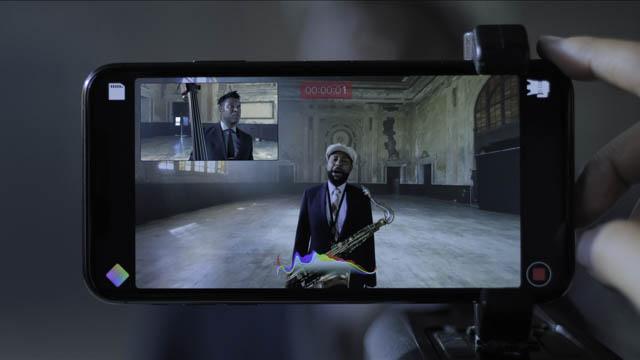 ASUS-ZenBookProDuo カメラ同時撮影