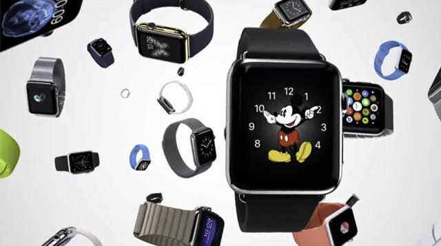 歴代AppleWatch 無印