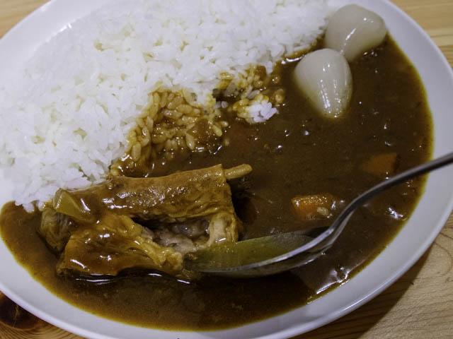 ショップジャパン-クッキングプロ カレー-実食