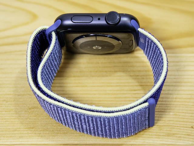 AppleWatchSeries5開封の儀 バンド装着