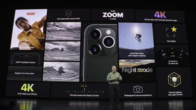 ASUS-ZenBookProDuo iPhone11Proカメラ機能