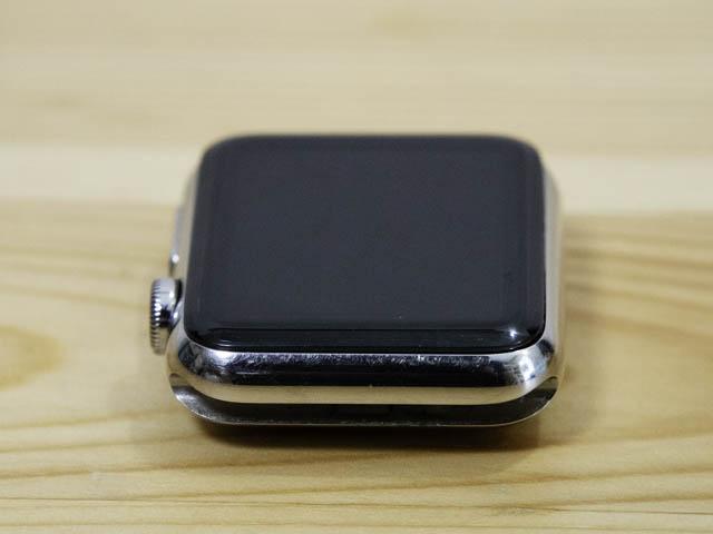AppleWatch初代4年使用感 上側面