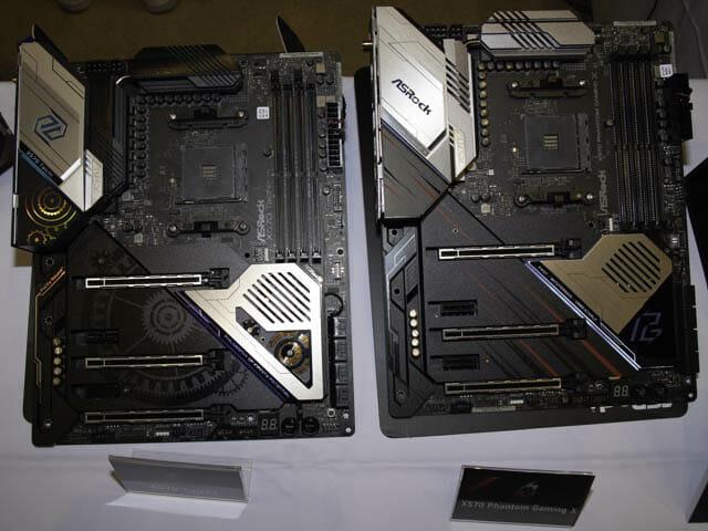 AMD-Ryzenベンチマーク ASRockマザーボード