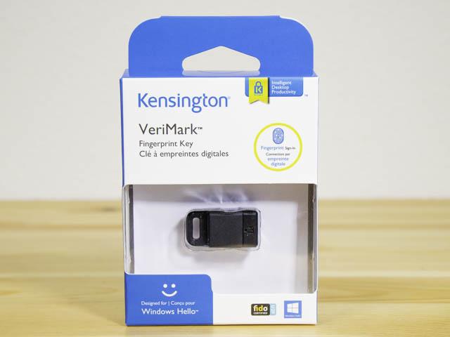 USB指紋認証キー パッケージ