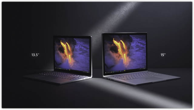 SurfaceBook3 タイトル