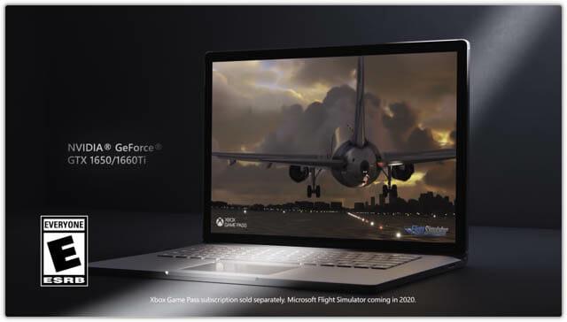 SurfaceBook3 GPU