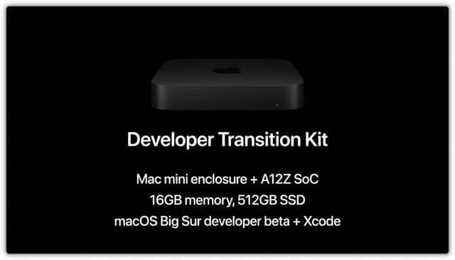 WWDC20 macOS11.0-開発者向け移行キット
