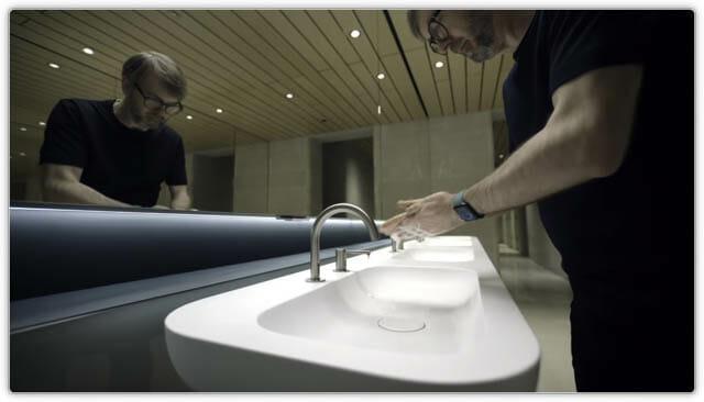 WWDC20 watchOS7-手洗い検知