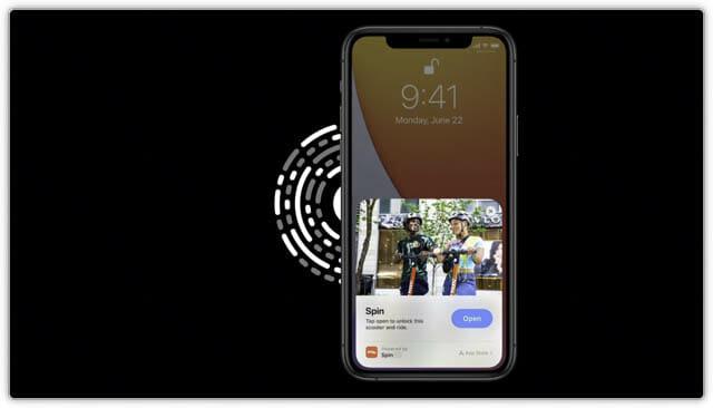 WWDC20 iOS14-App-Clip