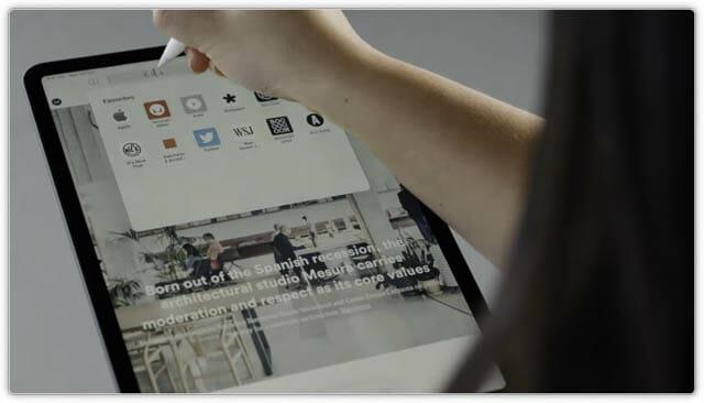 WWDC20 iPadOS14-Scribble