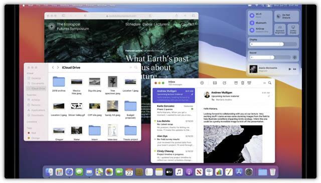 WWDC20 macOS11.0-デザイン