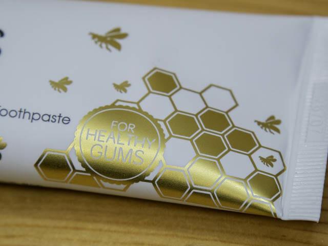 コストコのレッドシール歯磨き粉 ハチ