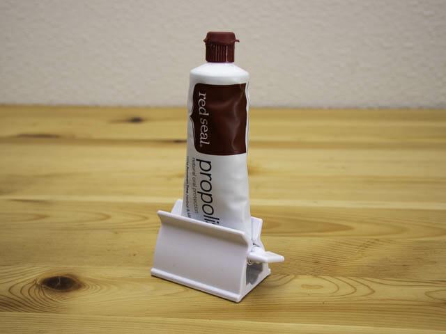 コストコのレッドシール歯磨き粉 チューブ絞り器