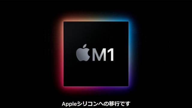 AppleEvent202011 M1